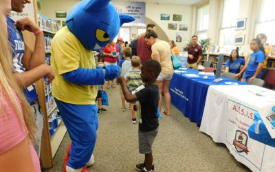 """""""Community FOCUS Hastings"""" Back-to-School Event Distributes 326 School Supply Kits and More!"""