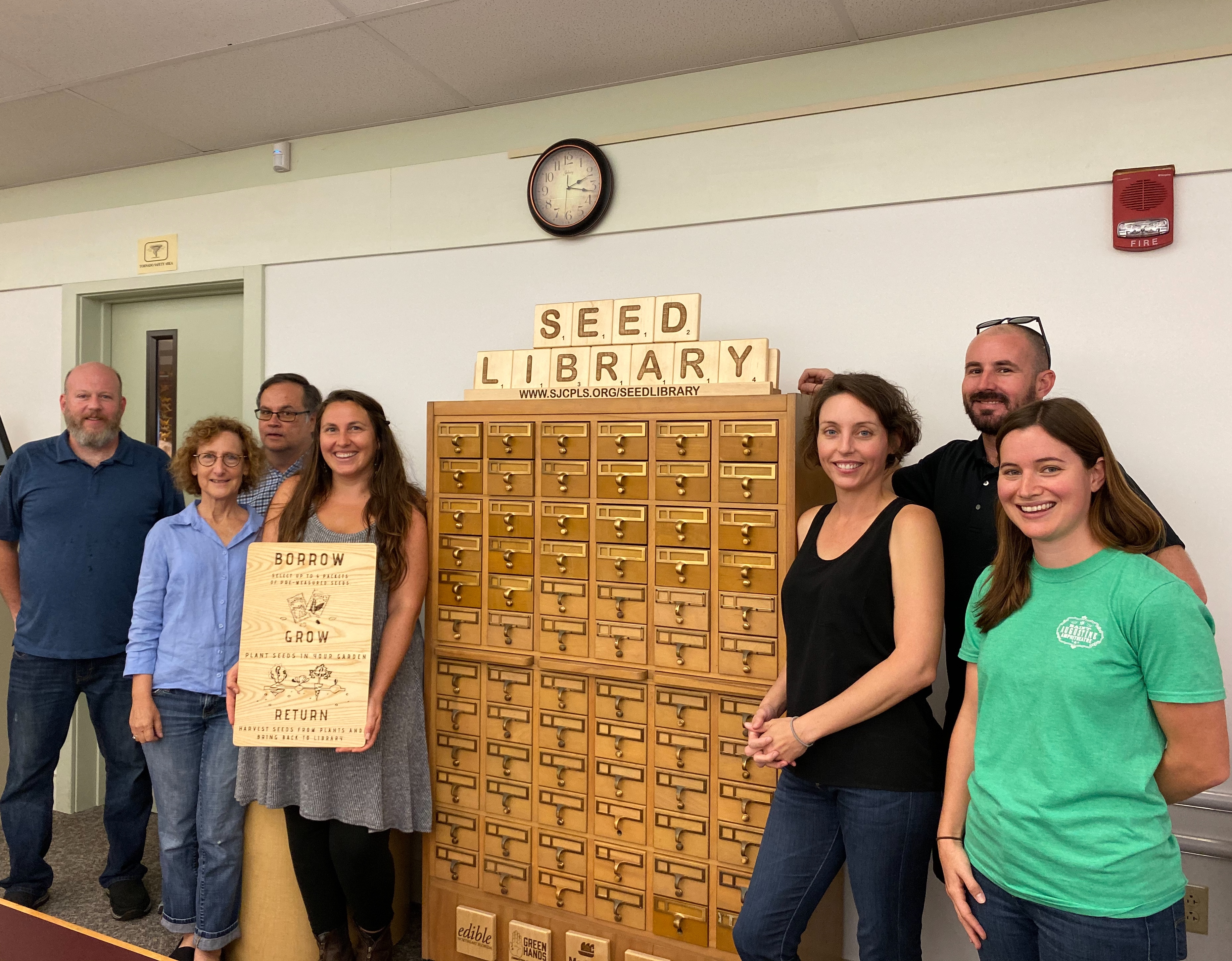Seed Library Partners