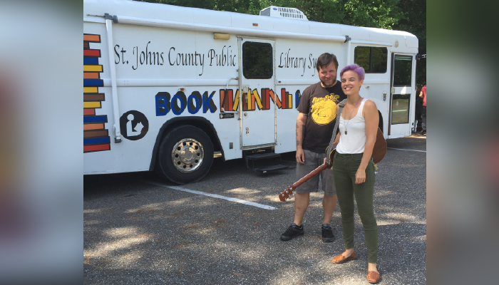 The Friends of the Bookmobile Seek New Leadership