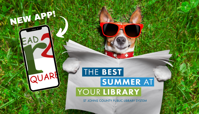 Announcing our new ONLINE Summer Reading Program!