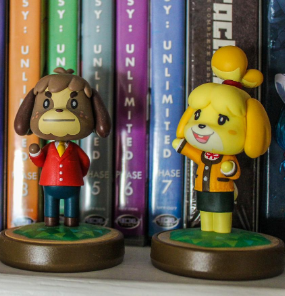 Animal Crossing Figures