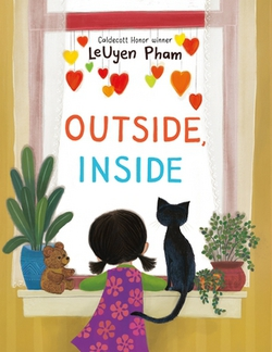 Outside, Inside by LeUyen Pham