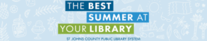 Best Summer at Your Library READsquared Banner