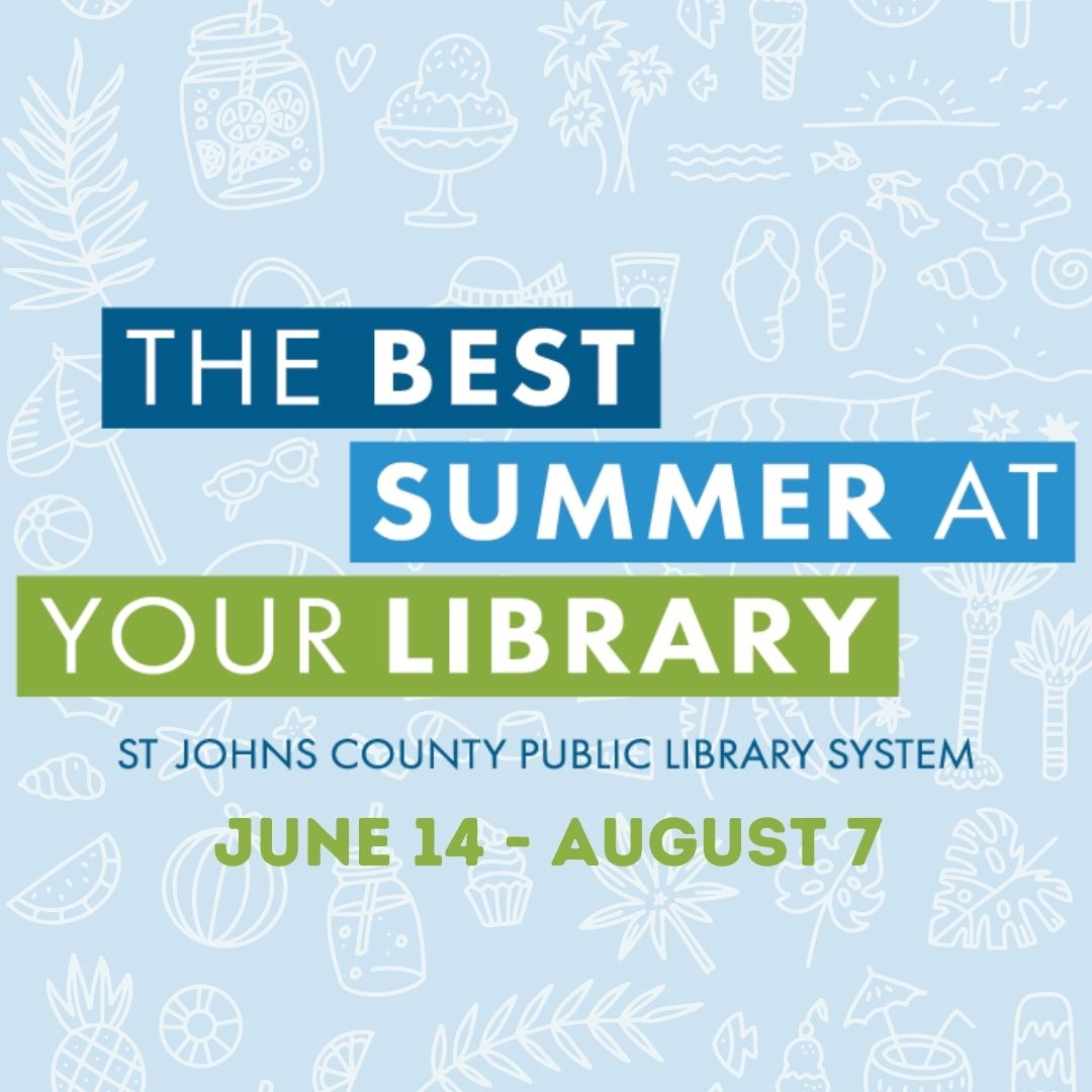 The Best Summer at Your Library 2021