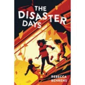 Disaster Days Book Cover