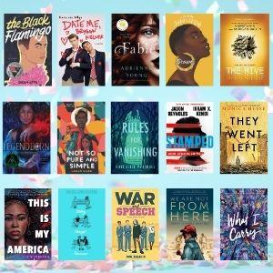 2021-2022 FL Teen Reads Thumbnail