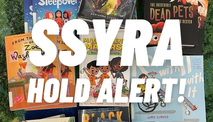 Hold Alert: Sunshine State Young Readers Award