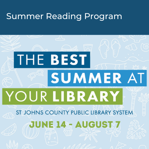 The Best Summer @ Your Library 2021