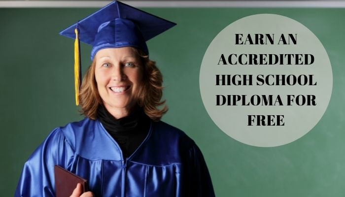 Earn an Accredited High School Diploma for free Through the St. Johns County Library